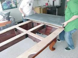 Pool table moves in Tallahassee Florida