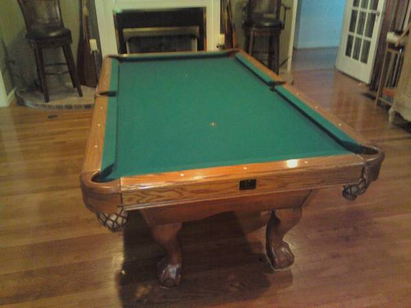 Pool Tables For Sale Sell A Pool Table In Tallahassee Florida - 8ft kasson pool table