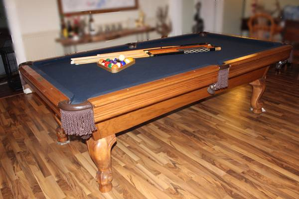 Solo 174 Tallahassee Leisure Bay Pool Table 23